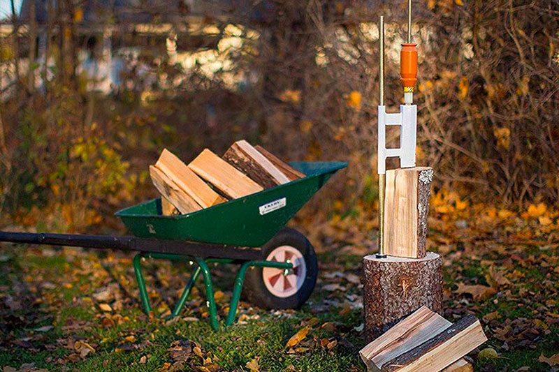 Top 10 Best Manual Wood Splitter of 2020 Review