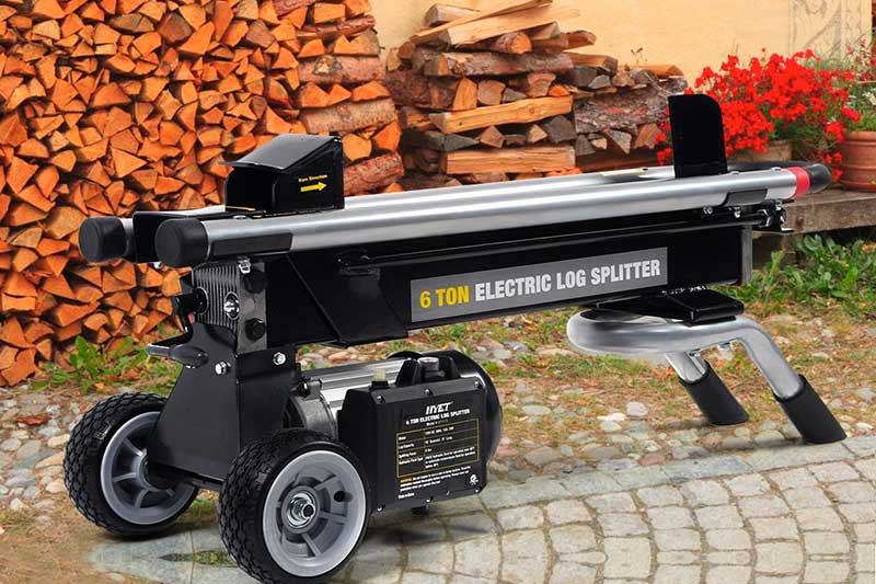 The 10 Best Electric Log Splitter of 2020 Review