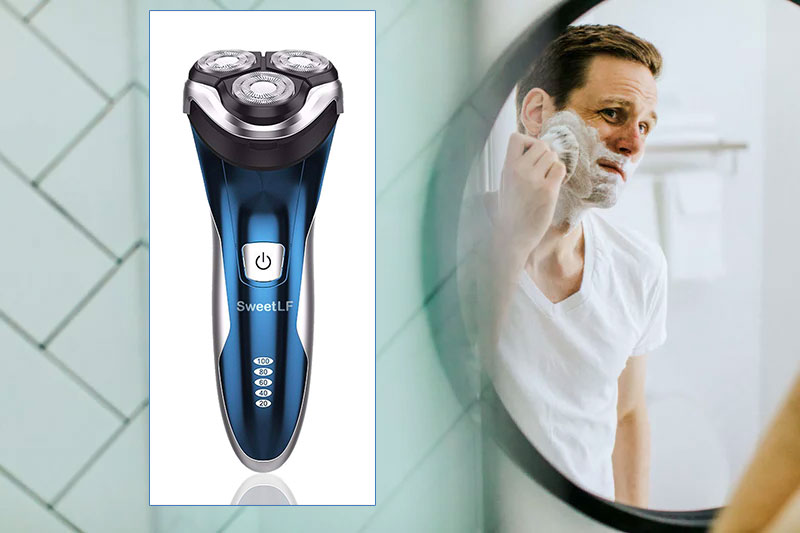Top 10 Best Electric Rotary Shaver for Sensitive Skin of 2020 Review