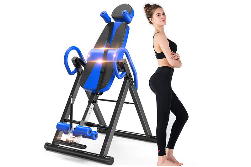 The 10 Best Foldable Inversion Table (2019) – Reviews & Buyer's Guide