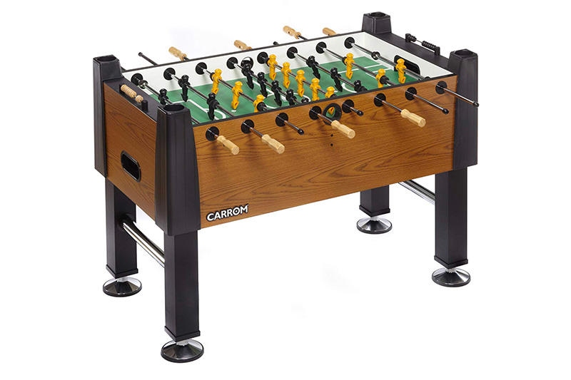 The 10 Best Sportcraft Foosball Table (of 2021) – Review & Buyer's Guide