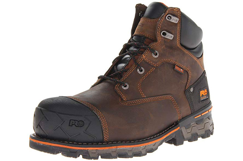 Top 10 Best Waterproof Work Boots of 2019 Review