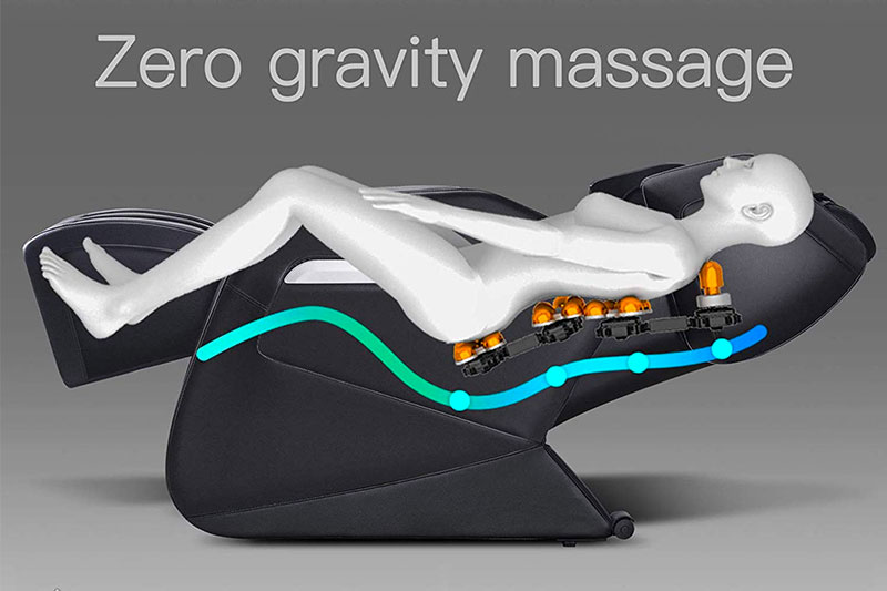 Top 10 Best Zero Gravity Massage Chairs of 2019 Review