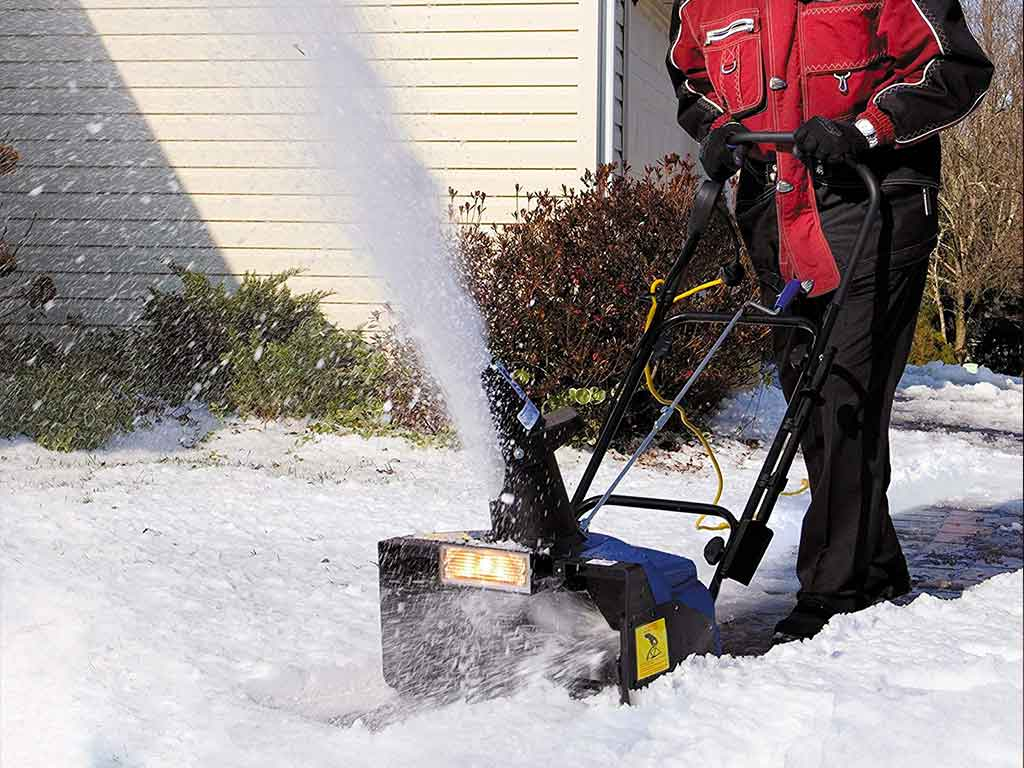Top 10 Best Electric Snow Shovel of 2019 Review