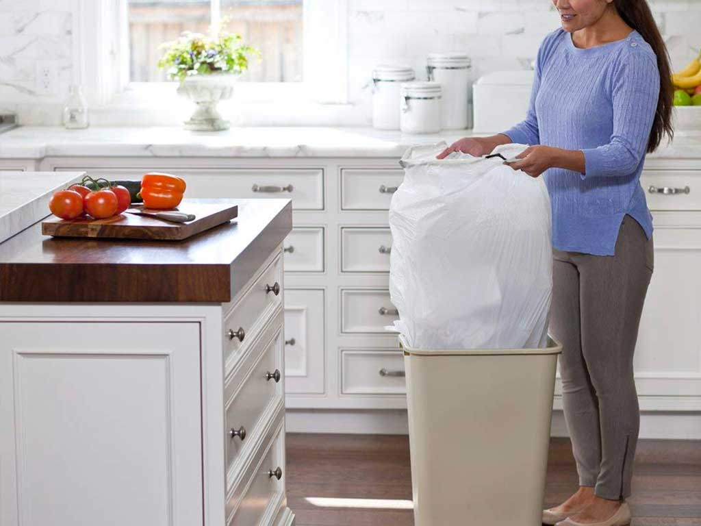 Top 10 Best Tall Kitchen Trash Bags of 2019 Review