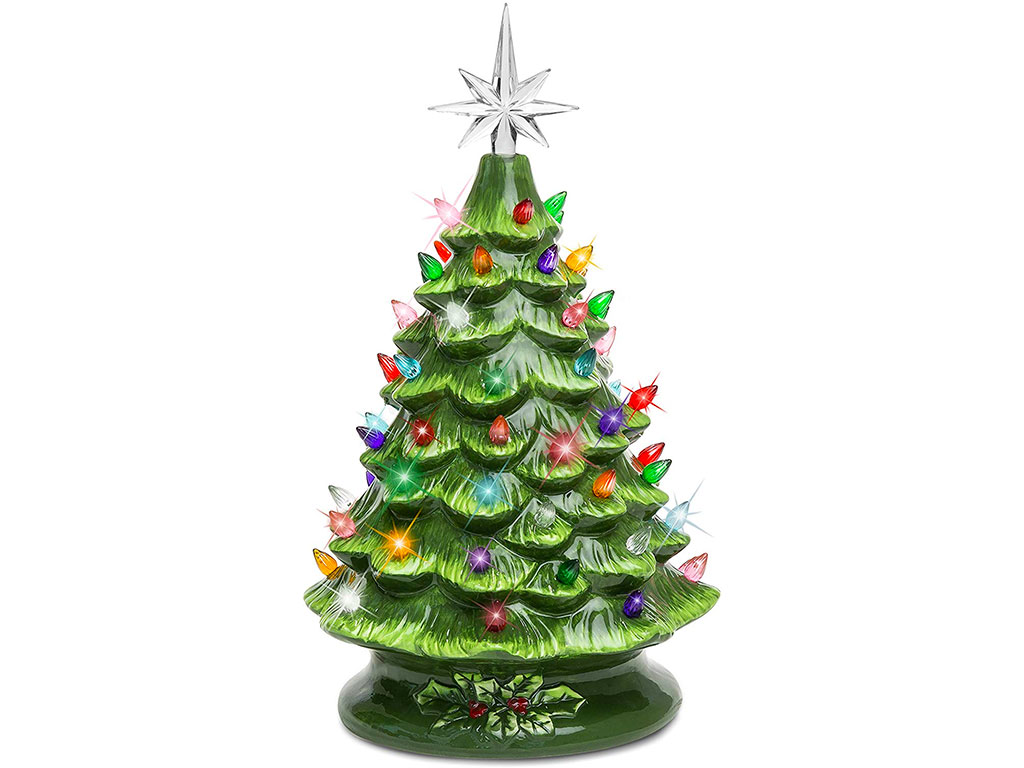 Top 10 Best Ceramic Christmas Tree of 2021 Review