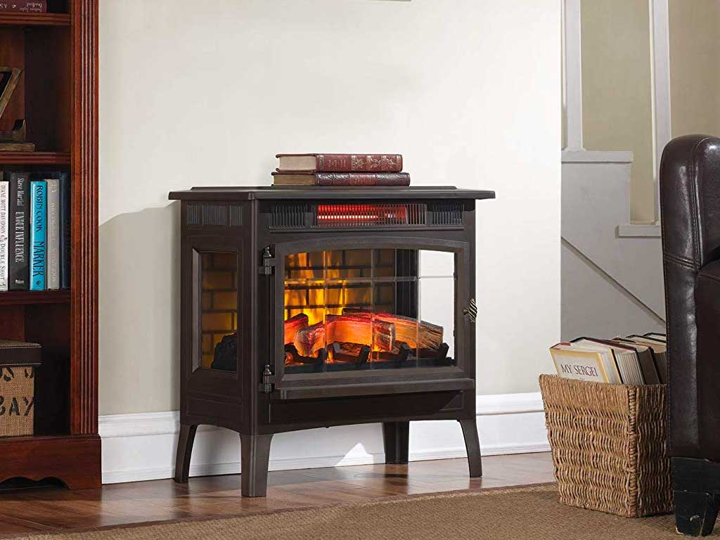 Top 10 Best Electric Fireplace of 2019 Review