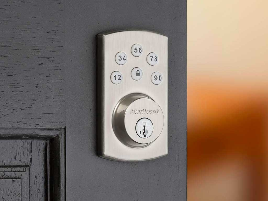 Top 10 Best Keyless Door Lock of 2020 Review
