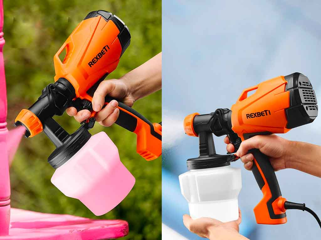 Top 10 Best Paint Sprayer of 2021 Review