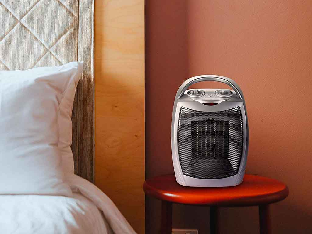 Top 10 Best Portable Electric Heater of 2021 Review