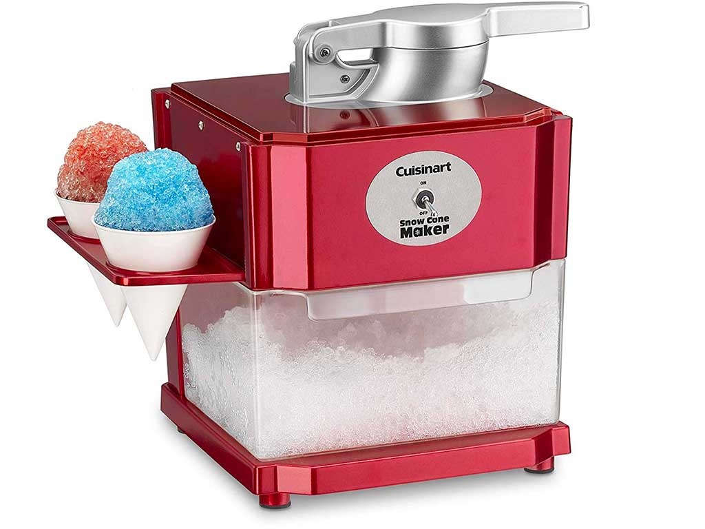 Top 10 Best Snow Cone Maker of 2020 Review