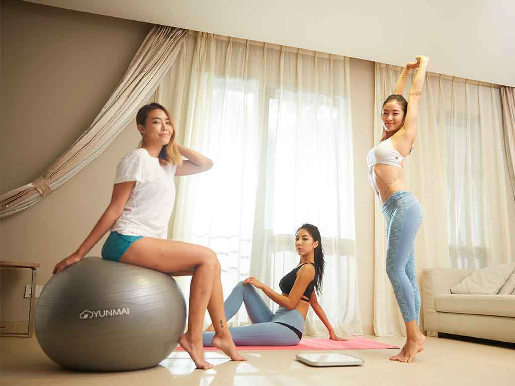 Top 10 Best Yoga Ball Chair of 2020 Review