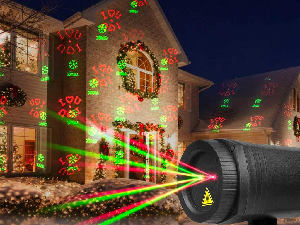 Top 10 Best Christmas Light Projector of 2021 Review