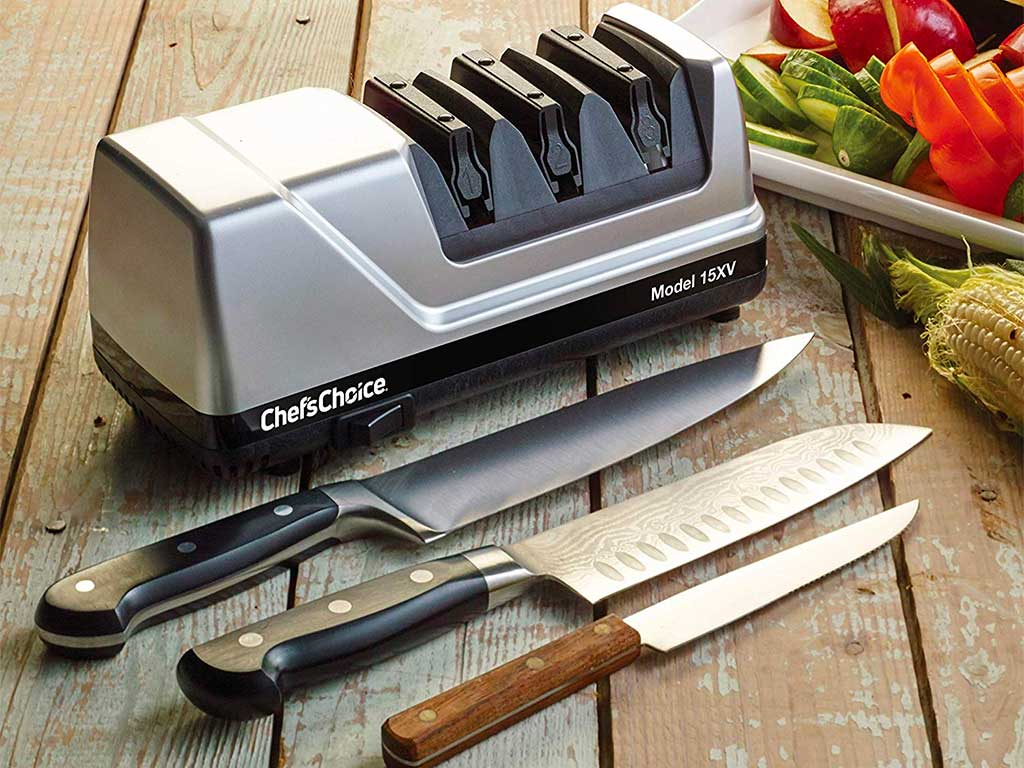 Top 10 Best Electric Knife Sharpener of 2020 Review