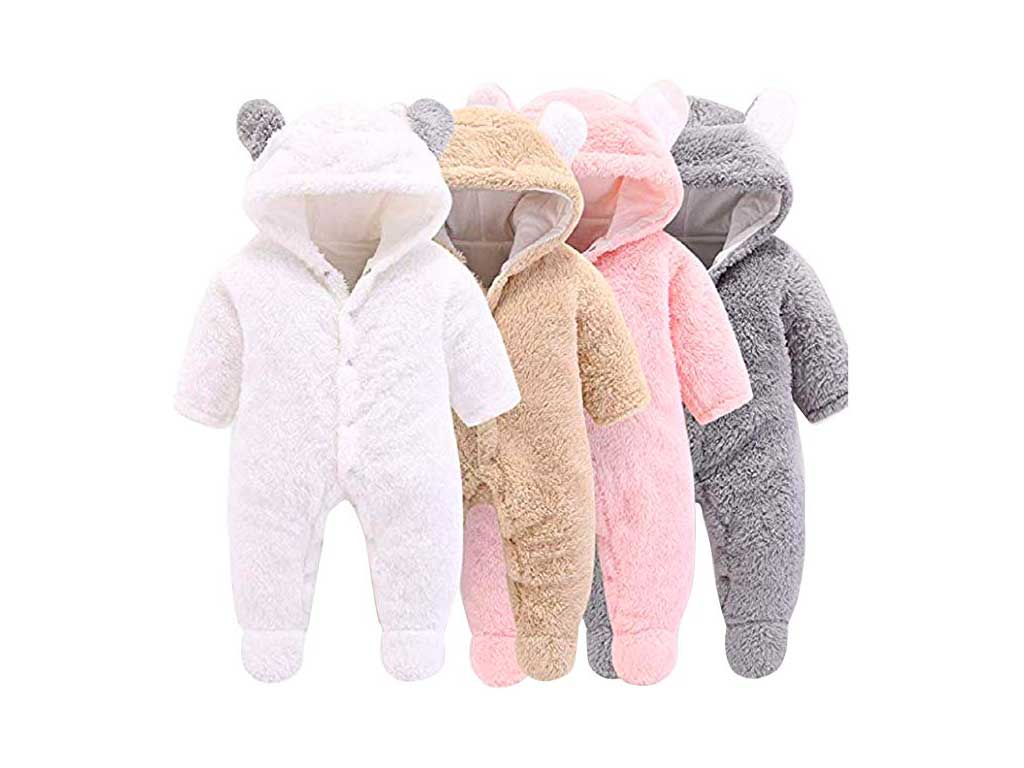 Top 10 Best Infant Snowsuit of 2021 Review