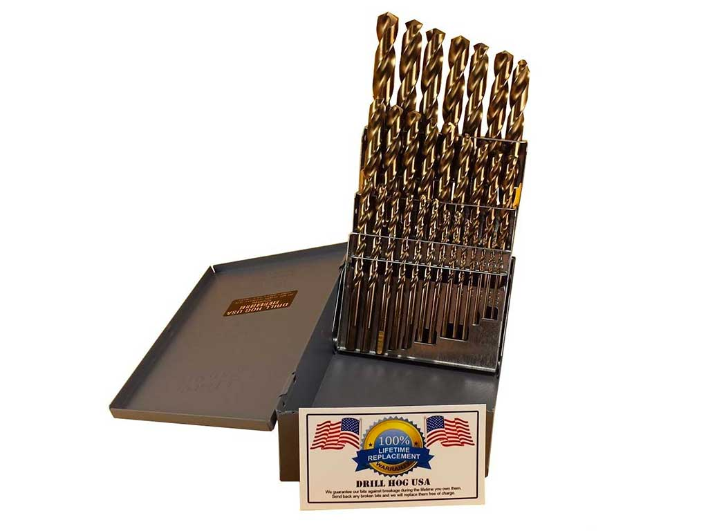 Top 10 Best Drill Bits of 2020 Review