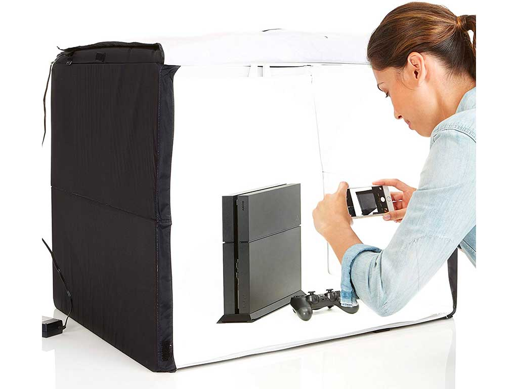 Top 10 Best Portable Foldable Photo Studio Box of 2019 Review