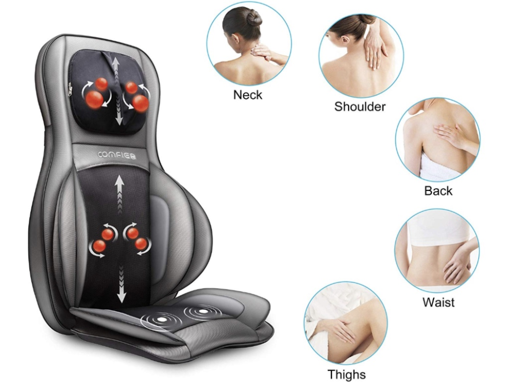 Top 10 Best Massage Chair Pad of 2020 Review