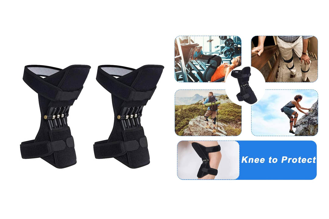Breathable Joint Support Knee Pads Recovery Brace