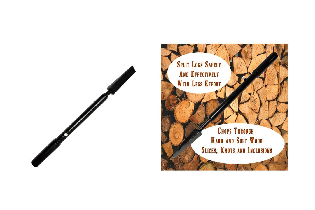 Felled Slide Hammer Manual Log Splitter