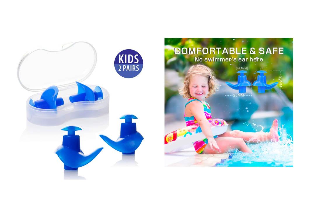 Hearprotek Swimming Ear Plugs