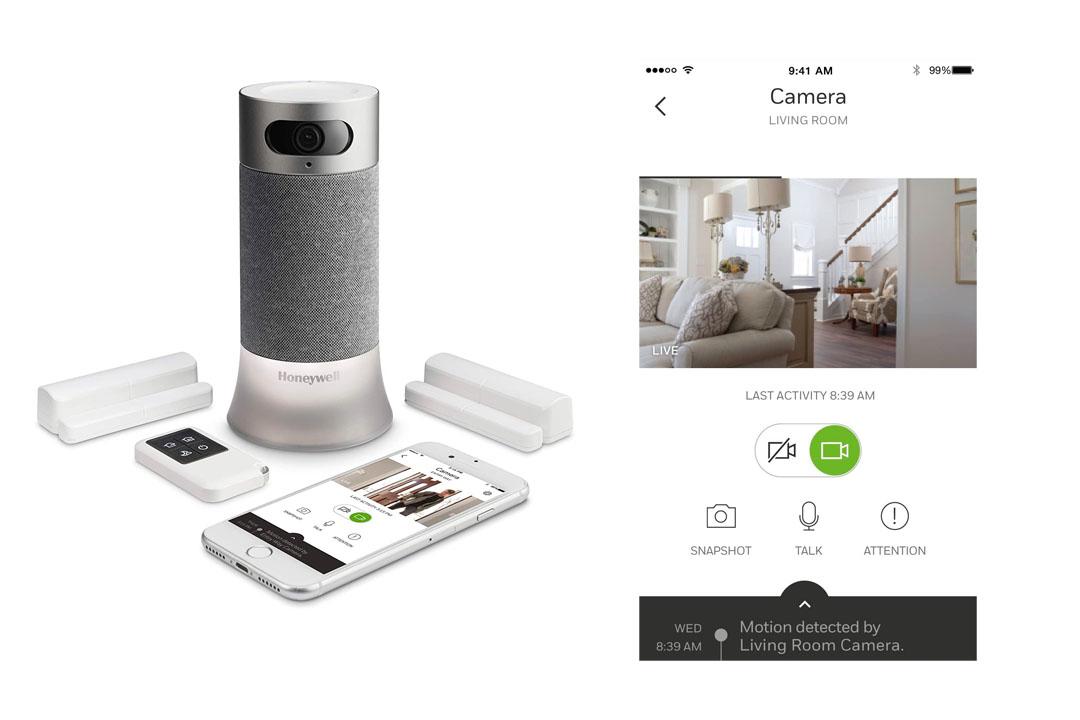 Honeywell Home Smart Home Security Camera