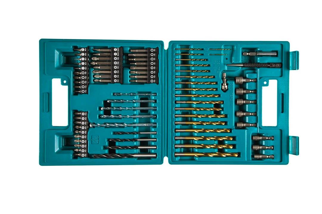 Makita B-49373 75 Pc Metric Drill Screw Bit Set