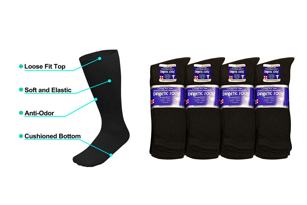 Physicians Approved diabetic Socks