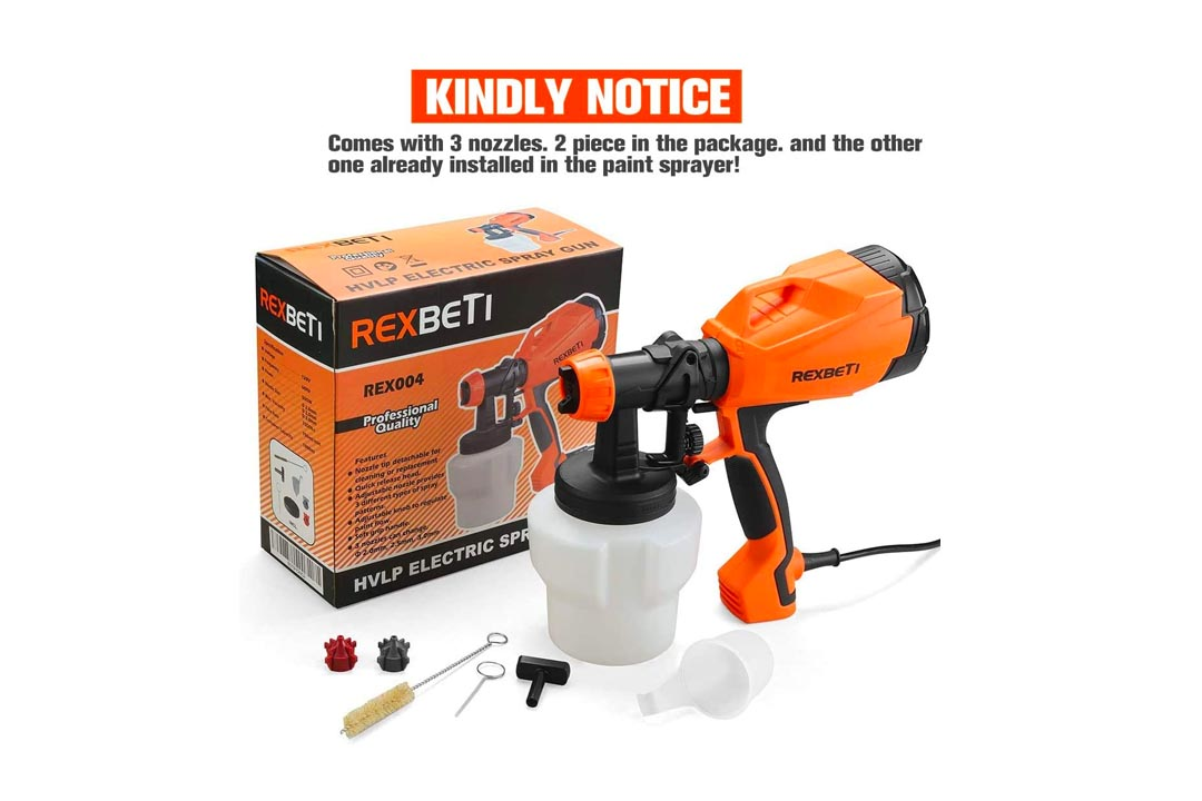 REXBETI Ultimate-750 Paint Sprayer