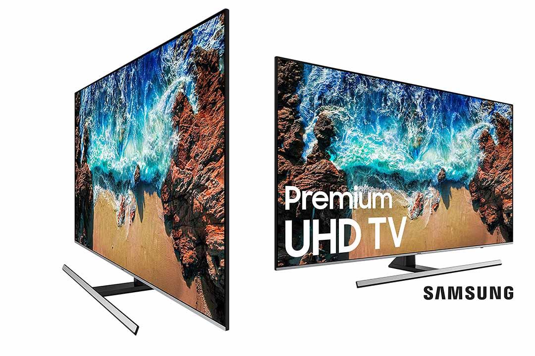 Samsung UN82NU8000FXZA 4K UHD Smart LED TV