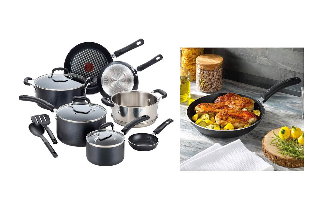 T-fal C515SC Professional Nonstick Cookware