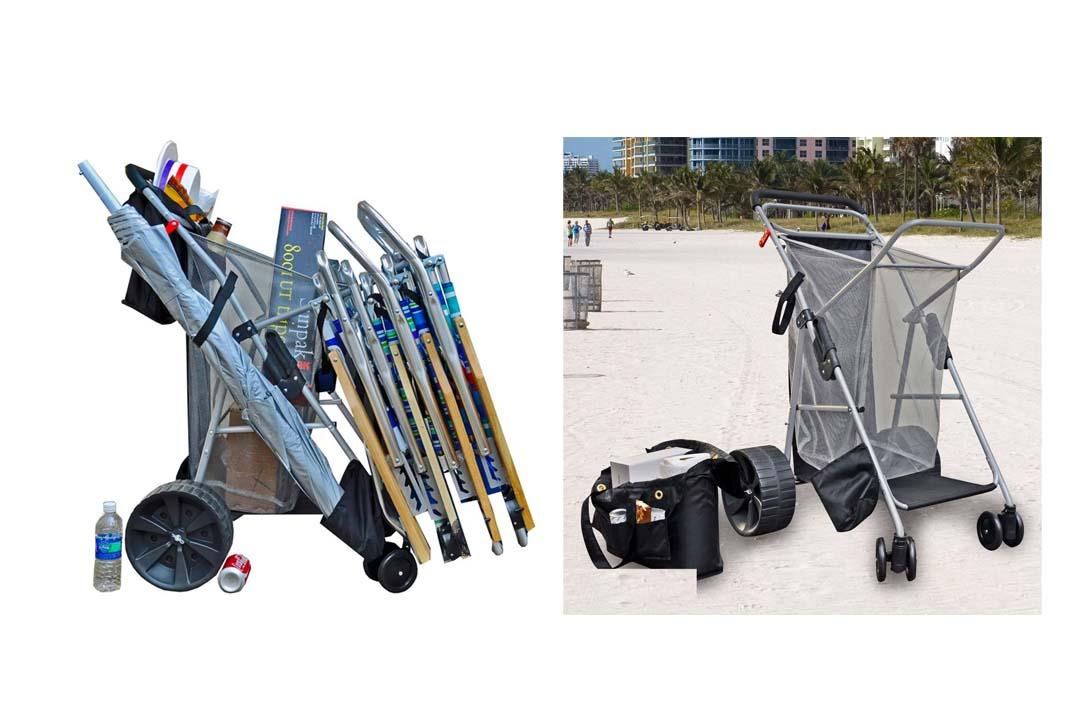 Wonder Wheelers Beach Cart