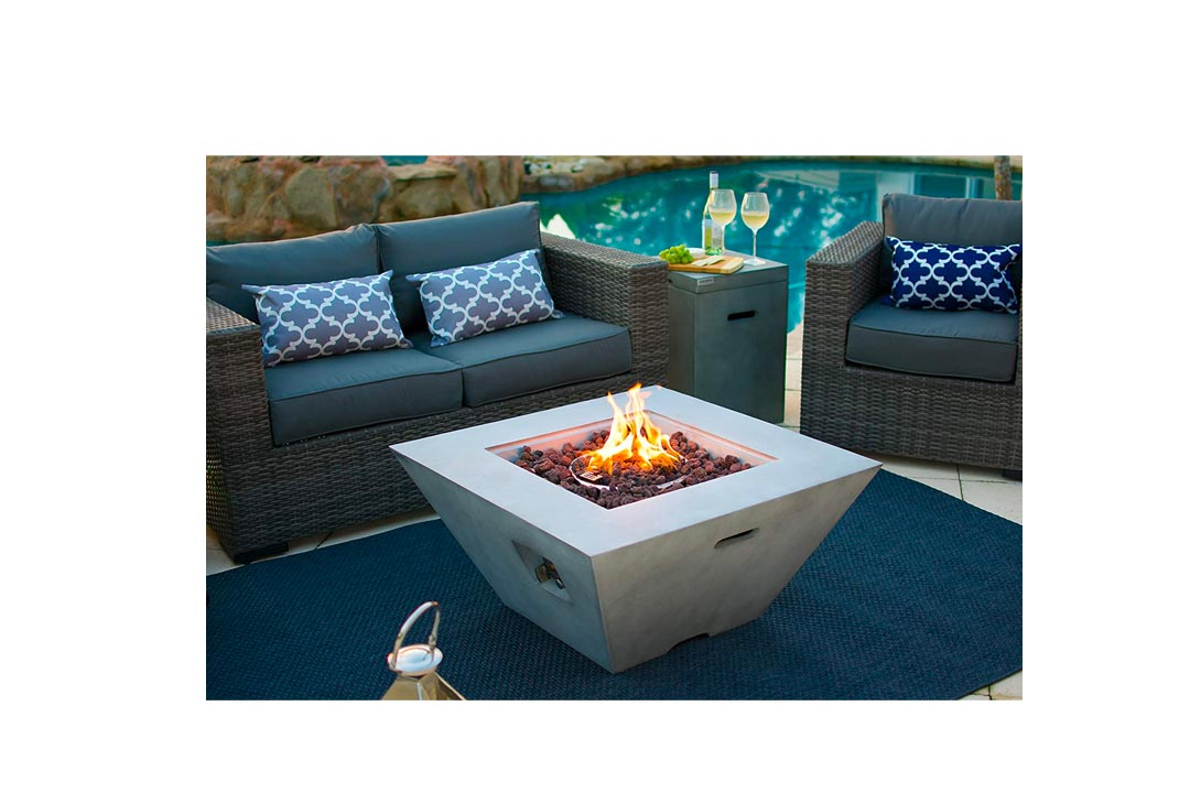 AKOYA Outdoor Fire Pit