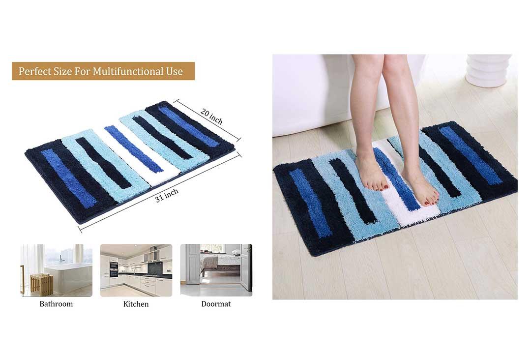 Artiron Luxurious Bathroom Floor Rug