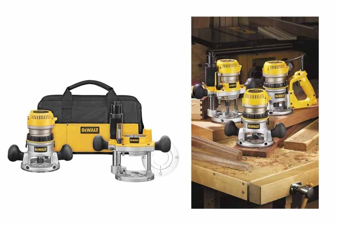 DEWALT Fixed/ Plunge Router Table