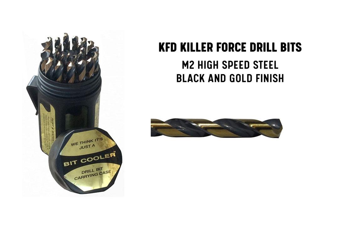 Drill America 29 Piece Heavy Duty Speed Steel Drill Bits