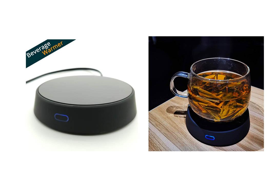 Etube Coffee Mug Warmer with Automatic Shut Off