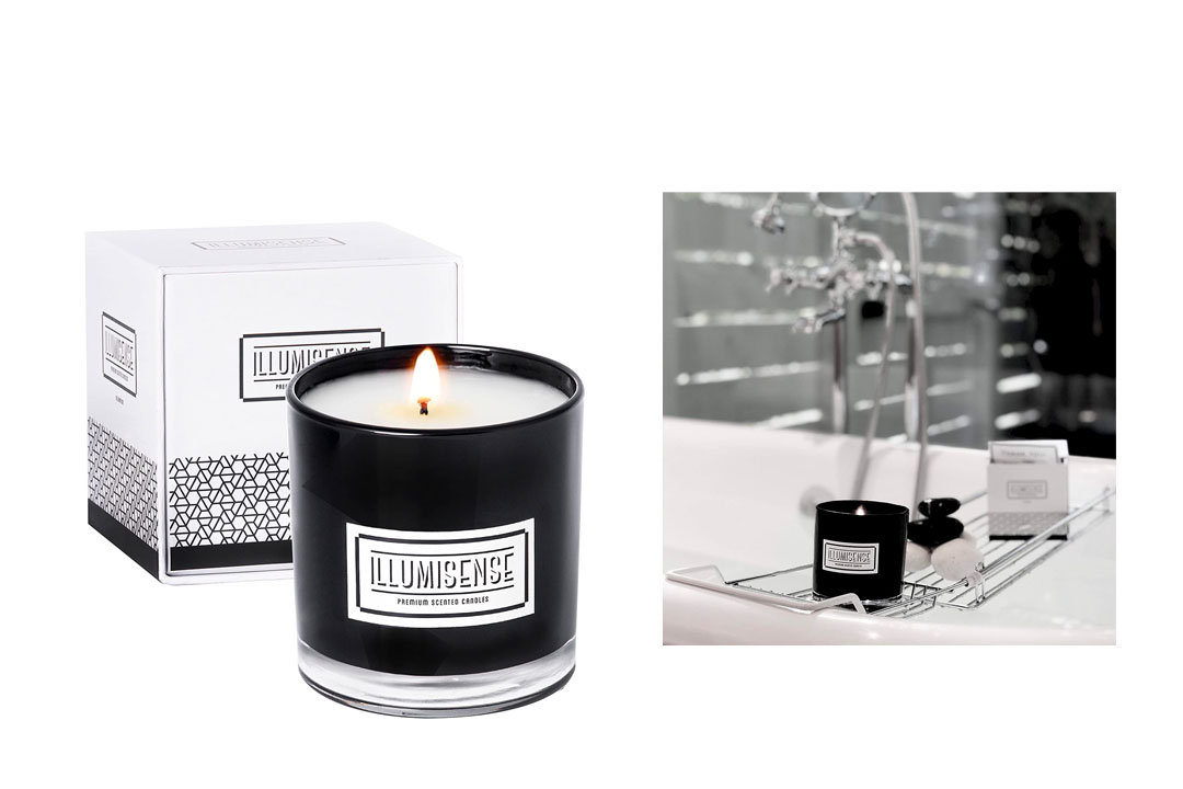 ILLUMISENSE Premium Scented Candles