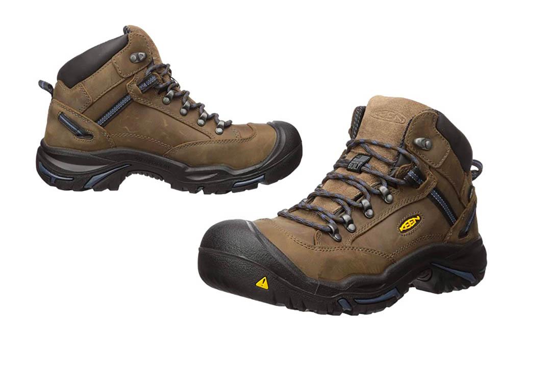 KEEN Utility - Men's Braddock Mid (Steel Toe) Waterproof Work Boot