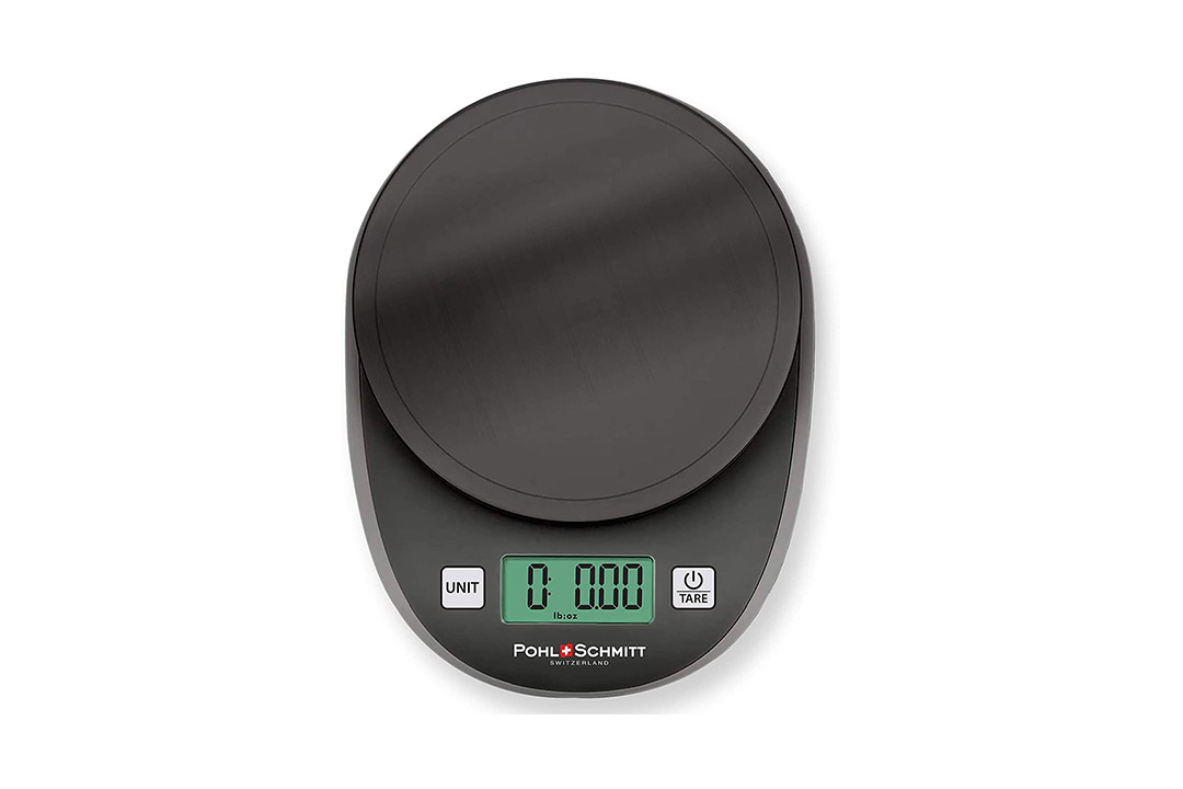 MUELLER Digital Kitchen Mechanical Scale