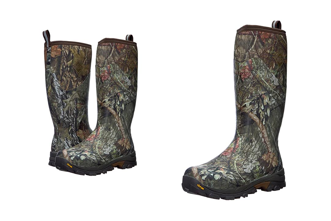 Muck Boots Wood Artic Ice Extreme Condition's Men Winter Hunting Boots