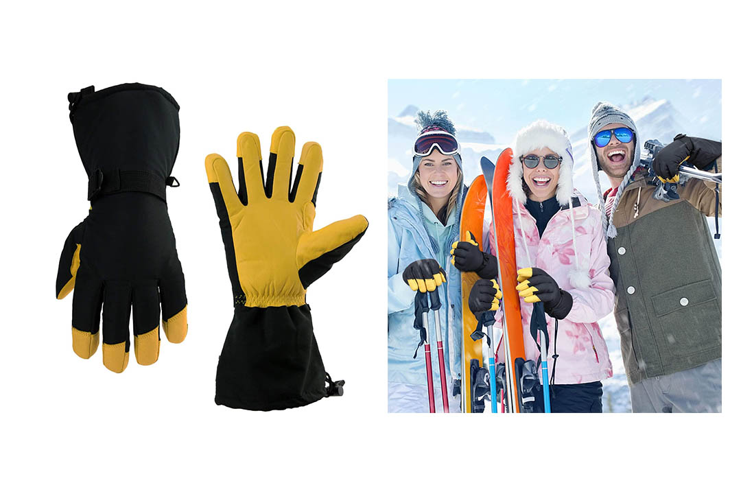 OZERO 40 Degree Winter Gloves