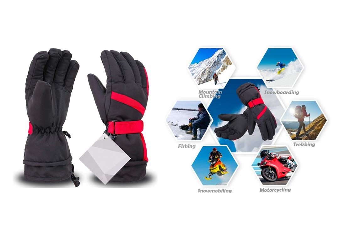Simplicity Ski Gloves