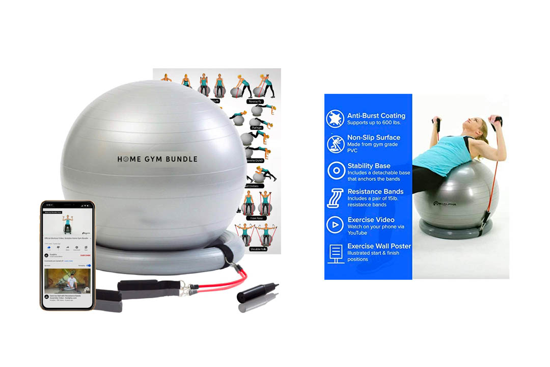 SoAlpha Premium Exercise Ball