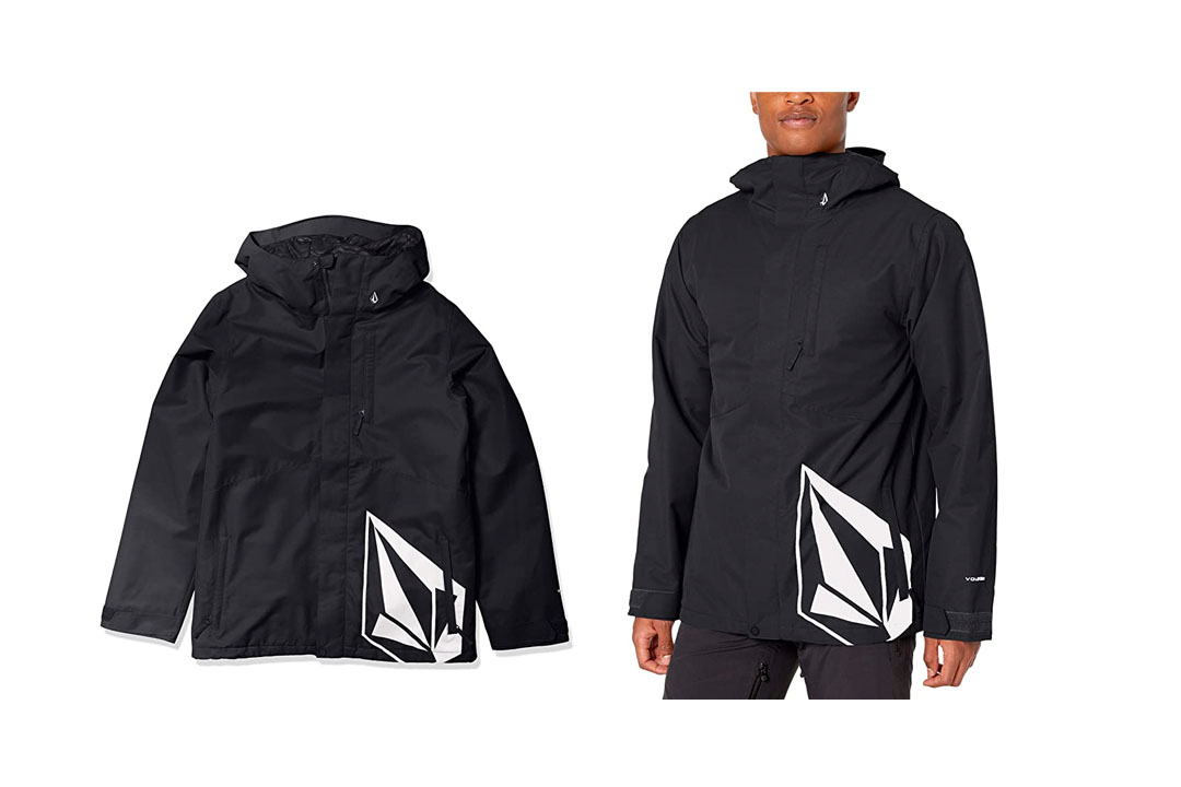 Volcom Men's 17 Forty Insulated Snow Jacket