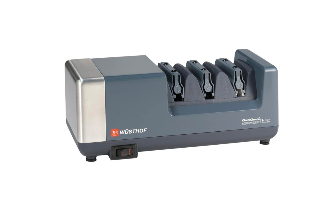 Wusth of Petec Electric Sharpener