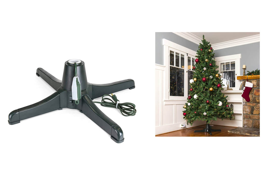 360-Degree Rotating Christmas tree Stand