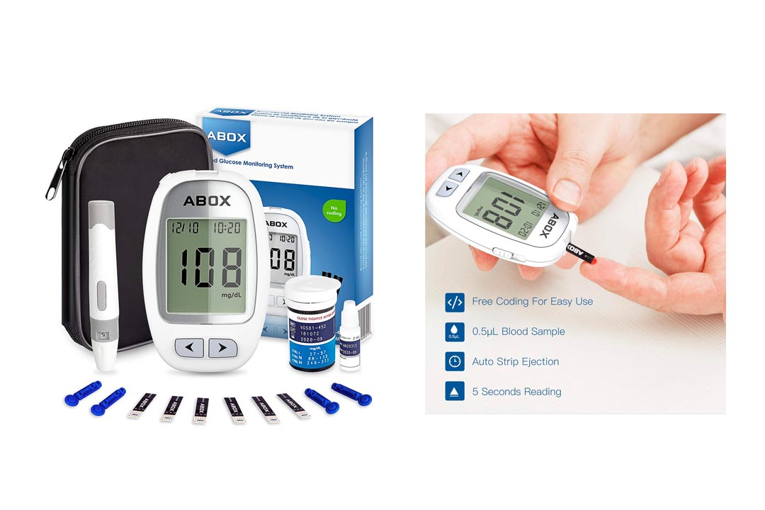 ABOX Glucose Monitoring Kit