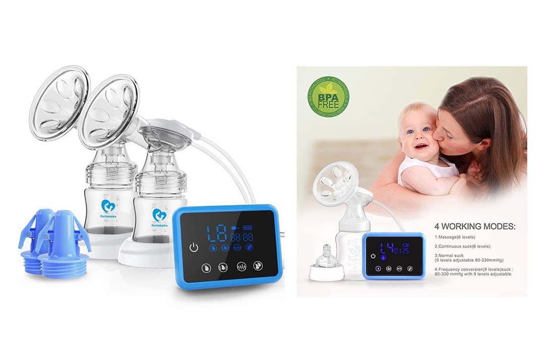 Bellababy Double Electric Breast Feeding Pumps