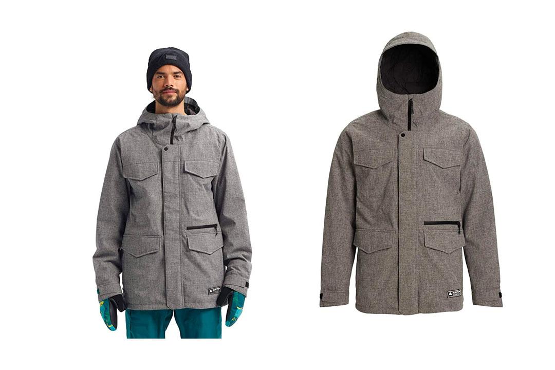 Burton men's Ski Snowboard Covert Jacket